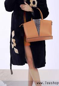 Женские кожаные сумки, клатчи и вечерние сумочки