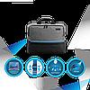 """Сумка для ноутбука Promate Ascend-MB 15.6"""" Grey, фото 6"""
