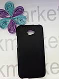 Чехол для  HTC Desire 601  (силикон черный), фото 3