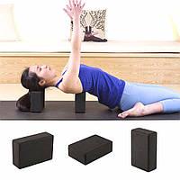 Блок для занятия йогой, йога-блок, кирпичик блок для йоги