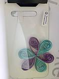Чехол для   Sensation HTC 4G/G14  (силикон прозрачный матовый), фото 4