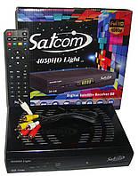Спутниковый ресивер Satcom 4050 HD Light