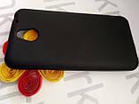 Чохол для HTC Desire 610 (чорний силікон), фото 2