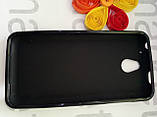 Чохол для HTC Desire 610 (чорний силікон), фото 3