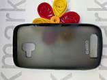 Чехол для  HTC BL- 610  (силикон черный), фото 2