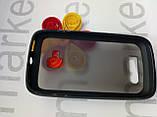 Чехол для  HTC BL- 610  (силикон черный), фото 3