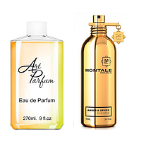 208. Парфюм. вода 270 мл. Montale Amber & Spices