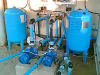 Монтаж систем автономного водоснабжения. Одесса, фото 1