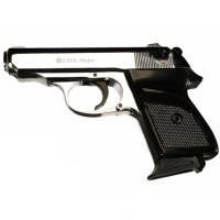 Пистолет сигнальный EKOL MAJOR (9.0мм), хром