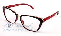 Очки женские для зрения с диоптриями +/- Код:1102