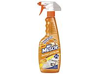 """Засіб для миття кухні """"Містер Мускул"""" з розпилювачем, 500 мл, Свіжість лимона"""