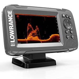 GPS-плоттер / Эхолот Lowrance HOOK2-5x SplitShot