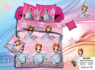 """Детский комплект постельного белья """"Princess"""". Постельное белье для девочек"""