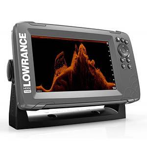 GPS-плоттер / эхолот Lowrance HOOK2-7x SplitShot