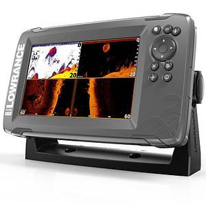 GPS-плоттер / эхолот Lowrance HOOK2-7x TripleShot