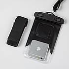 Водонепроницаемый чехол Extreme Bag для смартфонов до 5 '' черный, фото 2