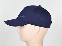 "Бейсболка Nike 5кл""Котон х/б"" син+син, фото 1"