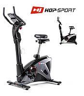 ЭлектроМагнитный велотренажер HS-090H Apollo iConsole+ black/gray до 150 кг. Гарантия 24 мес.
