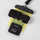 Водонепроницаемый чехол Extreme Bag для смартфонов до 5 '' желтый, фото 2