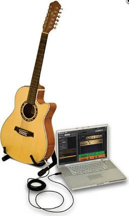 Аудиоинтерфейсы для ПК ALESIS GUITARLINK PLUS, фото 2