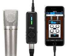 Мобильный аудио/MIDI интерфейс IK MULTIMEDIA iRIG PRO I/O, фото 3