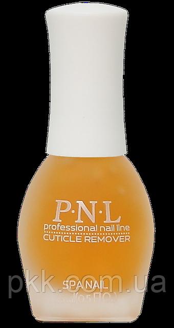 Гель для смягчения кутикулы PNL Nails Care Cuticle Remover мед 404