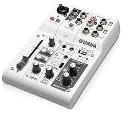 Аудіоінтерфейси для ПК YAMAHA AG03