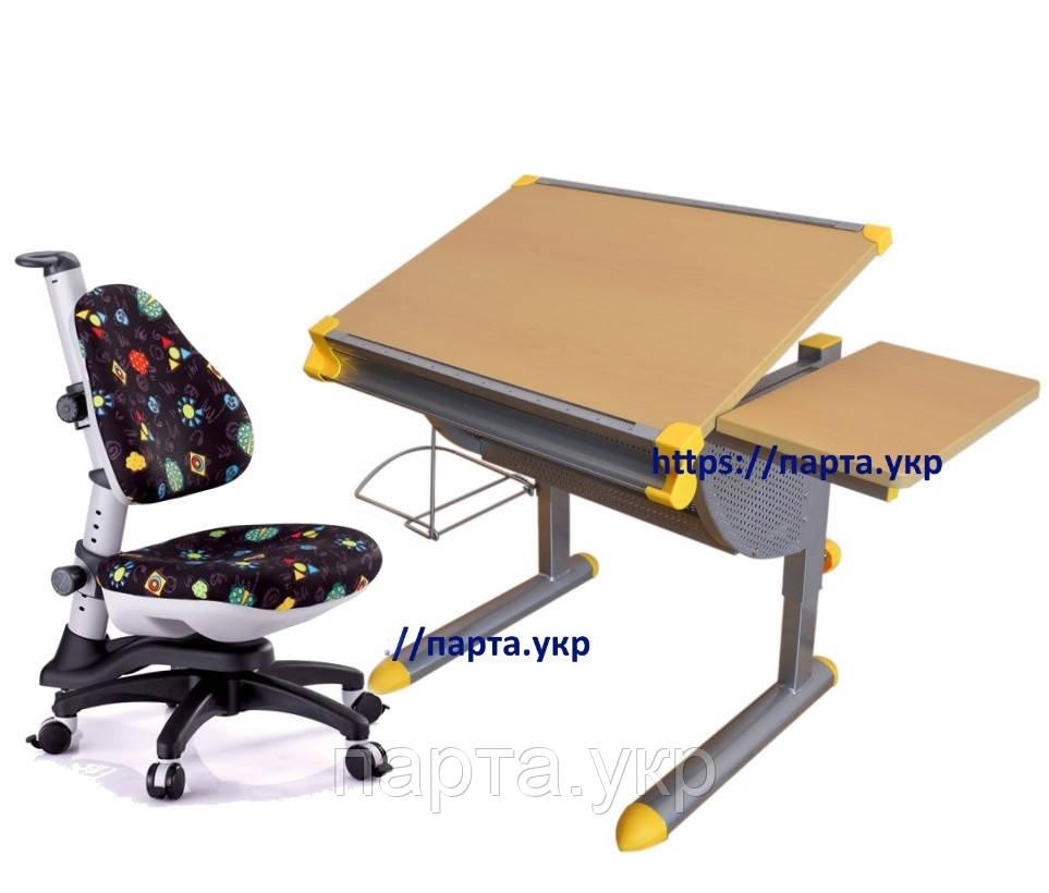 Детская парта и кресло ROYCE KINDER (KY318), разные цвета