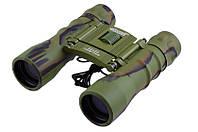 Бинокль 22x32 - Bassell (Зеленый), отлично подойдет для любителей путешествий