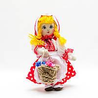 Кукла Vikamade Красная Шапочка малая
