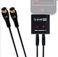 MIDI интерфейс для iPOD/iPhone/iPAD LINE6 MIDI MOBILIZER II