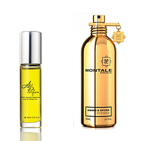208. Концентрат Roll-on 15 мл.Montale Amber & Spices
