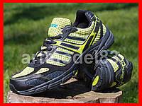 70968f1f Кроссовки мужские летние сетка VEER lime green/black Размер 44-45