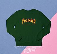 Футболка Thrasher Flame Logo