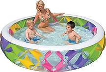 Семейный надувной бассейн