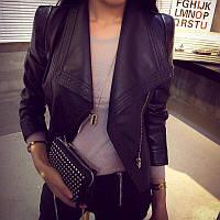 Женская куртка екокожа