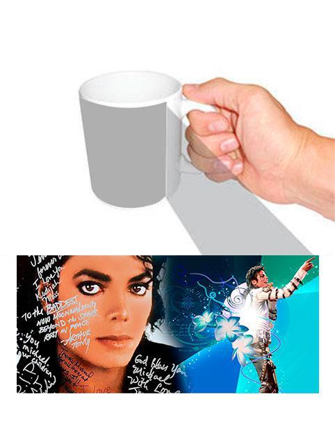 Чашка Майкл Джексон