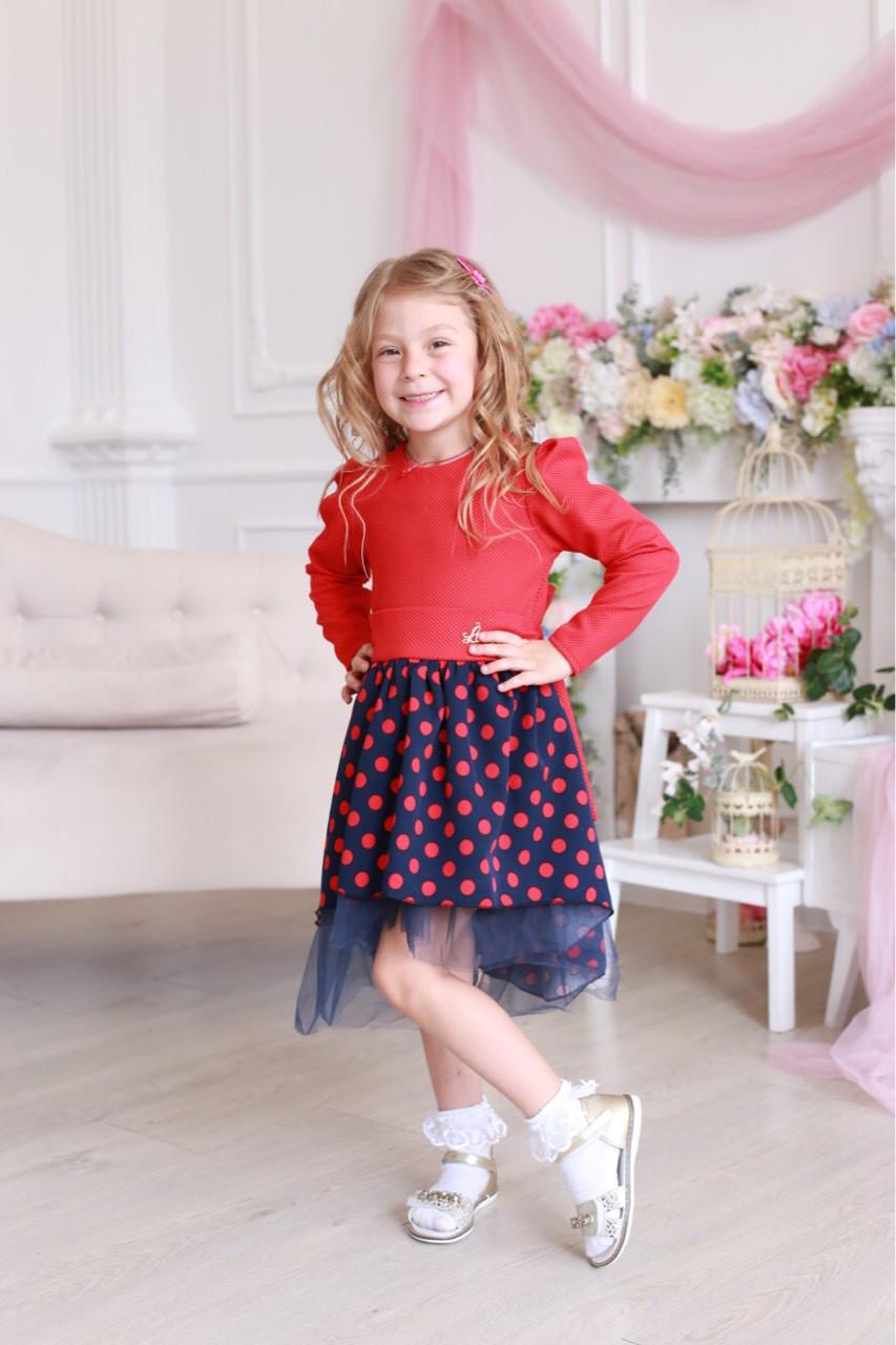 Нарядное детское платье оптом - Оптово-розничный магазин