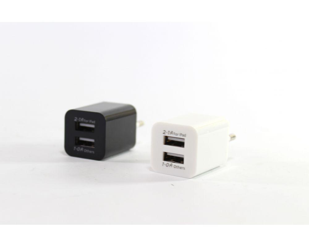 Адаптер СЗУ 2 USB