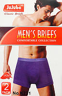Трусы мужские боксёры хлопок JuJuBe размер XL-4XL(46-52) 221