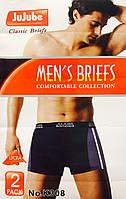 Трусы мужские боксёры хлопок JuJuBe размер XL-4XL(46-52) 308