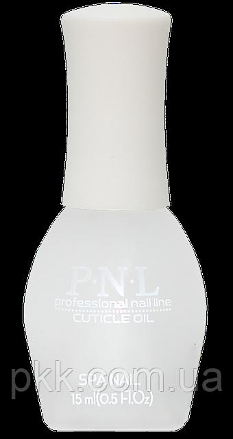 Масло для ногтей и кутикулы PNL Nails Care Tea Tree Cuticle OIL чайное дерево 409