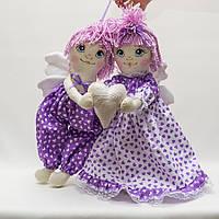 Куклы ангелы в стиле Прованс пара  (модель 3)