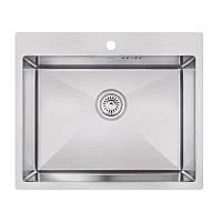 Интегрированная  кухонная мойка Imperial D6050 1,2 mm