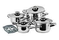 Набор посуды Vinzer Grand Junior 89039 (9 предметов)