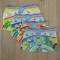 Трусы боксёры для мальчика YABAOSHI   12 шт упаковка ТДП-2816