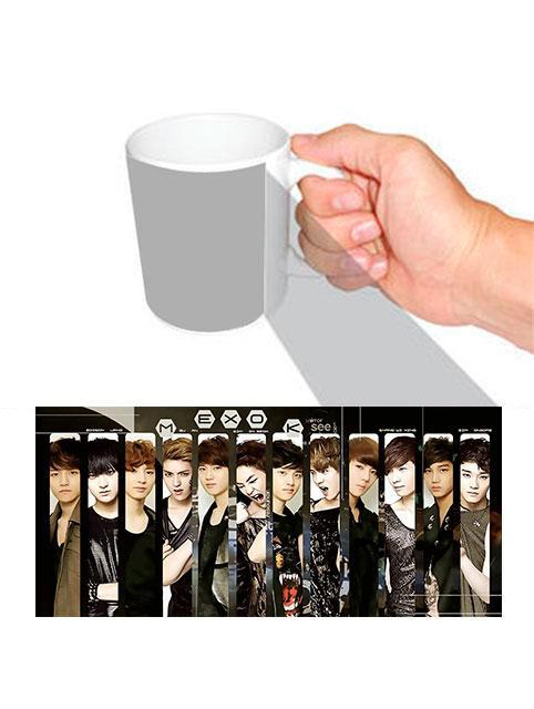 Чашка K-pop EXO