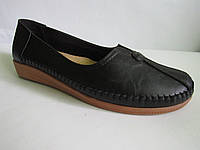 Женские туфли - мокасины, р. 36 - 42