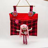 Карман Vikamade для хранения кукла.