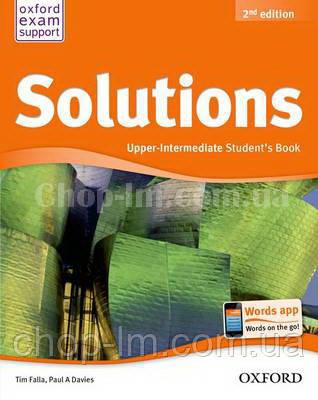 Скачать solutions upper-intermediate 2nd edition.